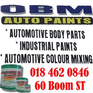 OBM Auto Paint & Body Parts