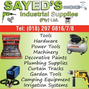 Sayed's Industrial Supplies